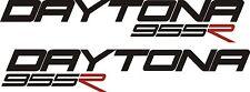 Triumph Daytona 955R Vinyl stickers x 2