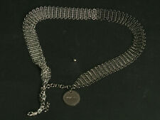 MAC COSMETICS EMPLOYEE CHAINMAIL NECKLACE OR BRACELET - NEW IN PACKAGE