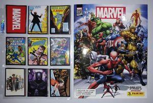 Marvel 80 Años PANINI Set Completo de Stickers y 50 Cards