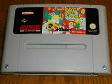 Krusty's Super Fun House für Super Nintendo SNES