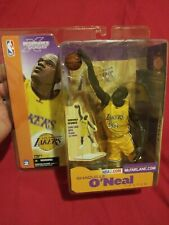 McFarlane Shaquille O'Neal Los Angeles Lakers NBA series 2