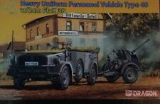 PERSONNEL VEHICLE TYPE 40 1/72 DRAGON  RARE