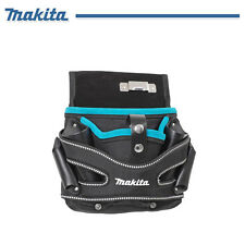 Makita Electricians Drill Driver Holster & Fixings Pouch Hand Tool Belt Storage