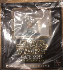 Star Wars Gentle Giant  Darth Vader Anakin Reveal Mini-Bust New IN BOX Exclusive