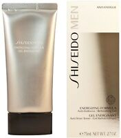 Shiseido Men Energizing Formula Gel for Men 2.7 oz (Pack of 5)