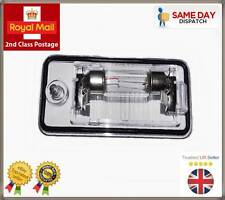AUDI A3 8P AUDI A4 B6 B7 A6 C5 A8 Q7 LICENCE NUMBER PLATE LAMP LIGHT DRIVER SIDE