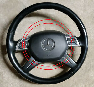 MERCEDES C CLASS W204 4 SPOKE STEERING WHEEL DRIVER AIRBAG ONLY