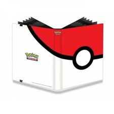 Ultra Pro 14573 Pokemon Poke Ball 9 Pocket Binder