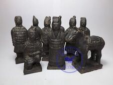 Collection Wonderful Chinese Pottery Terra-Cotta Warrior Figurine