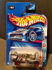 2004 Hot Wheels #185 Wastelanders : Big Thunder - B3781