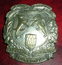 CAP BADGES-ORIGINAL WW2 1st BATTALION THE PRETORIA HIGHLANDERS
