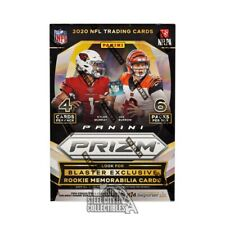 Panini Prizm 2020 NFL Football 24 Trading Cards Blaster Box