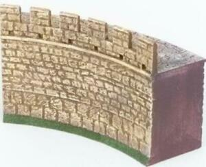 MBA Town Wall 25mm Inner Curve Wall New