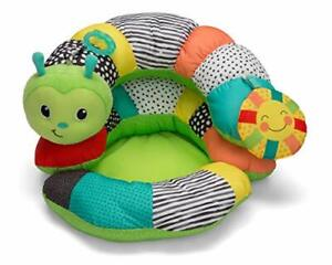 Pillow Support for Newborn and Older Babies Detachable Support Pillow and Toys