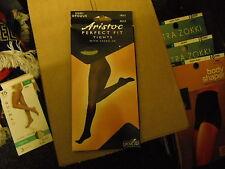 Aristoc Small 40 denier Black Semi Opaque Perfect Fit Tights