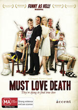 Must Love Death (DVD) - ACC0189 (limited stock)