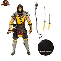 McFarlane Toys - Mortal Kombat - Scorpion Action Figure