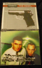 Yves Deruyter - 2 Maxi CD´s | The Rebel (1997) + Outsiders (1995)