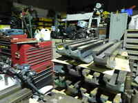 MYFORD SUPER 7  STANDARD LATHE BED ENGINEERING WITH RACK