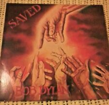 BOB DYLAN SAVED VINYL LP 1980 ORIGINAL AUSTRALIAN PRESSING SBP 237458