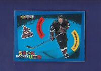 Jeremy Roenick 1997-98 Upper Deck Collectors Choice Stick-Ums #S13
