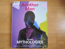 Another Man Magazine A / W 2017 Prada,Gucci,Morden Muthologies,Luigi Ontani,New