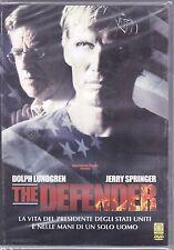 Dvd **THE DEFENDER** con Dolph Lundgren nuovo 2004