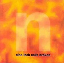 Nine Inch Nails Broken 1992 TVT Interscope EP CD