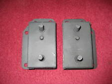 MGB 1962-1974 PAIR ENGINE MOUNTINGS  BHH1351 BHH1352 a pair *bcs10