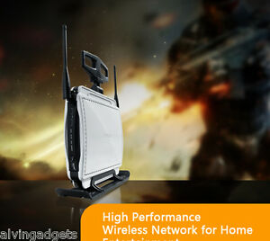 Tenda 300Mbps Wireless N Broadband Router
