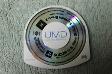 Socom U.S. Navy Seals: Fireteam Bravo 2 (DISC ONLY) PSP