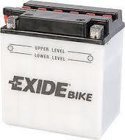 Batterie moto Exide YB14L-B2 12V 14AH kawasaki suzuki honda