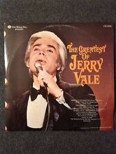 Jerry Vale The Greatest Of