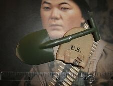 Soldier Story 1/6 Scale US Army 442nd Infantry Henry Kano Shovel + Pouch SS-059