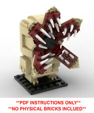 Lego Brickheadz Demogorgon - Stranger Things - PDF INSTRUCTIONS ONLY - NO BRICKS