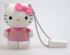 HELLO KITTY MEMORIA USB 16GB  DRIVER LAPIZ ROSA ROSE PEN DRIVE USB 2.0 PENDRIVE
