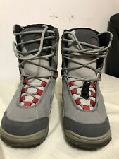 Vision Snowboard Boots-Radial Linerless Adult US Size 13, UK 12, EUR 47