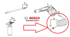 ORIGINALE Bosch Aquatak GO & GO PLUS RONDELLA TUBO ALTA PRESSIONE 2609003236-846#