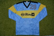 Vintage 80's Opel Riva GM Match Issue Player Football Shirt West Germany IEV