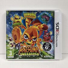 Moshi Monsters Katsuma Unleashed - Nintendo 2DS & 3DS
