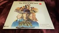 THE TRIAL OF BILLY JACK ORIGINAL SOUNDTRACK LP  ELMER BERNSTEIN! Original! New!