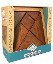 True Genius Brain Game Puzzle - Grecian Tangram