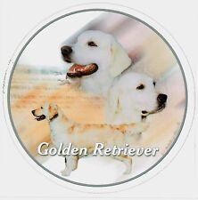 Design  Aufkleber Golden Retriever 1 Retriver 15cm Autoaufkleber