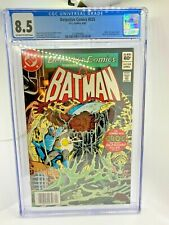 DC COMICS BATMAN DETECTIVE COMICS #525 1983 CGC 8.5 VF+!!!