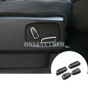 Inner Seat Button Trim Cover 4pcs For Land Rover Range Rover Sport 2010-2013
