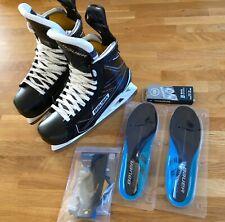 Bauer Supreme 1S Eishockey Schlittschuh,Carbon,Skate,TOP Model,Gr.43 - 44,5 ,8EE