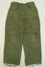 U.S. Army M-1951 Combat Cargo Field Trousers Small Reg 1951 Excellent Condition