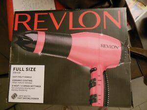Revlon Full Size Dryer ( Ceramic Coating ) *** Free  Shipping