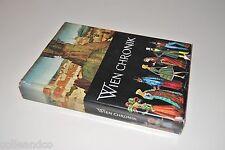 █ Jost Perfahl WIEN CHRONIK 1961 Das Bergland-Buch █