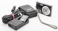 Nikon Coolpix S200 Digitalkamera Kamera schwarz